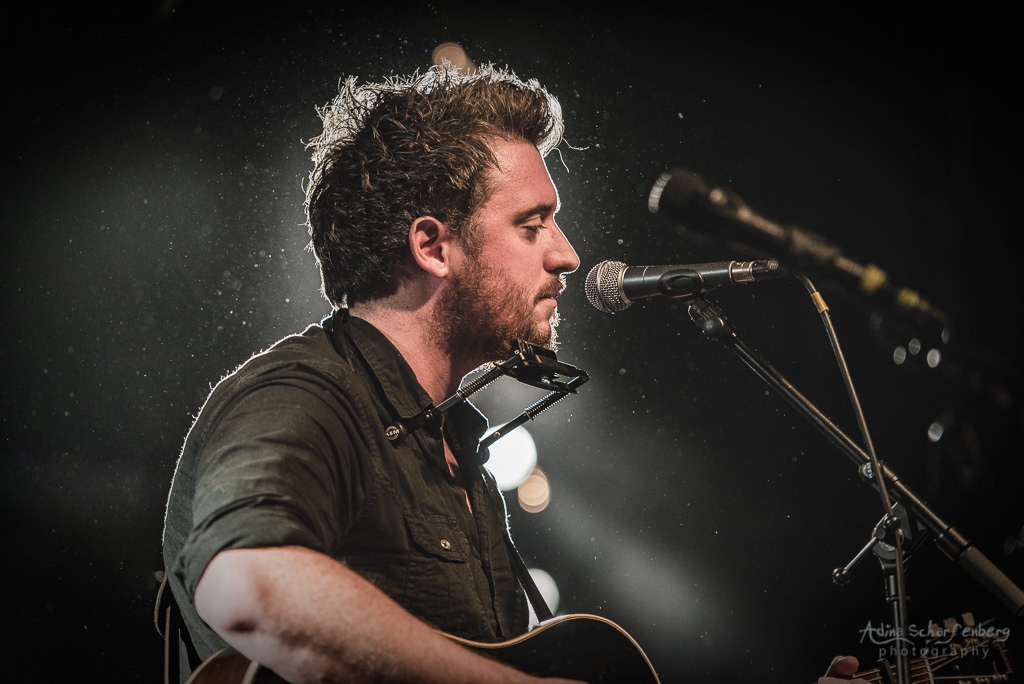 Ryan O'Reilly at Postbahnhof, Berlin (2016)