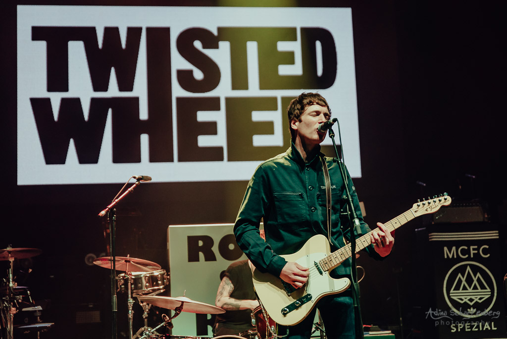 Twisted Wheel at Tempodrom, Berlin (2020)