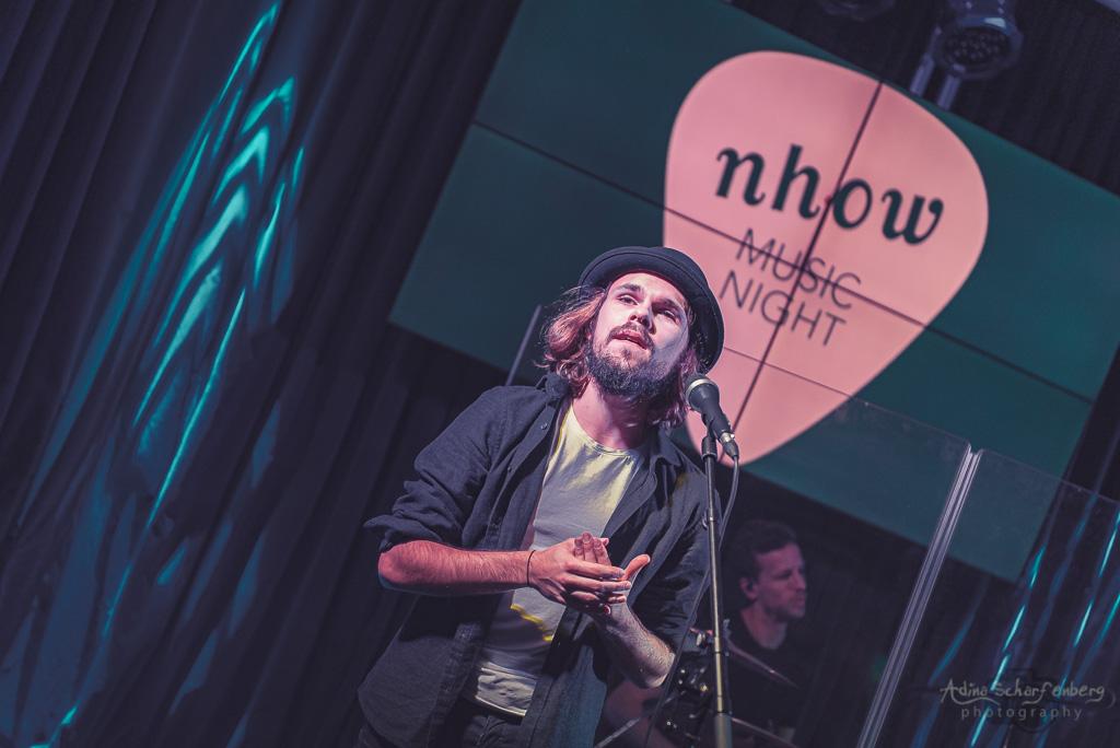 Will Church at Nhow, Berlin (2018)