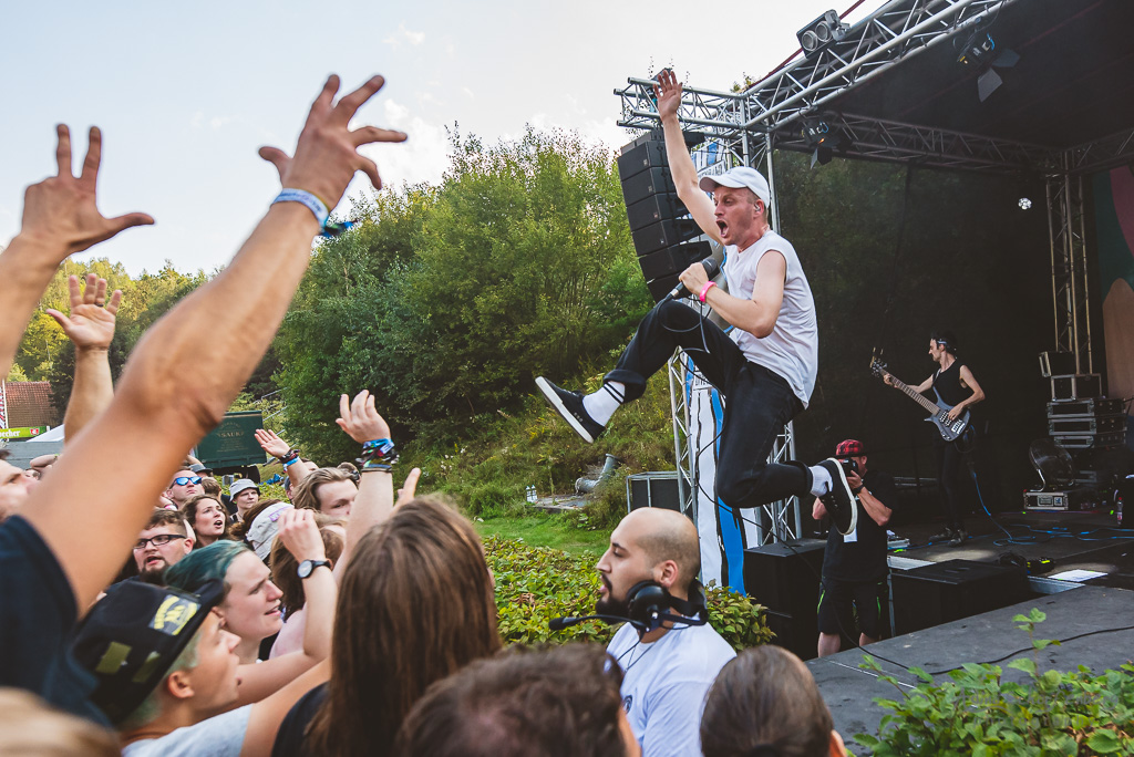 Kafka at Rock Am Beckenrand, Wolfshagen (2019)