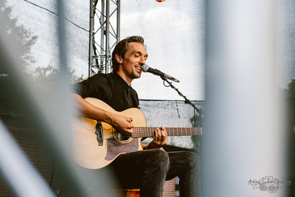 Lucas Uecker at Rock Am Beckenrand, Wolfshagen (2019)