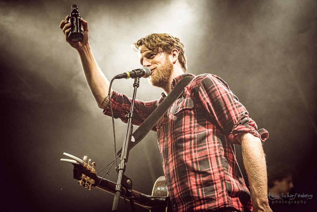 Tim Vantol at Teichrock Festival, Bad Salzdetfurth (2016)