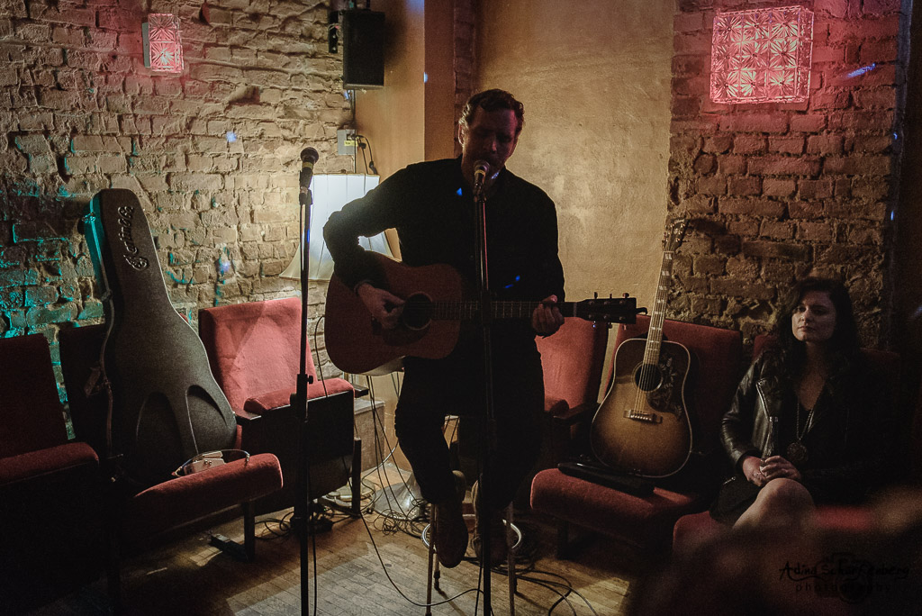 Bob Nanna at Lidolino, Berlin (2017)