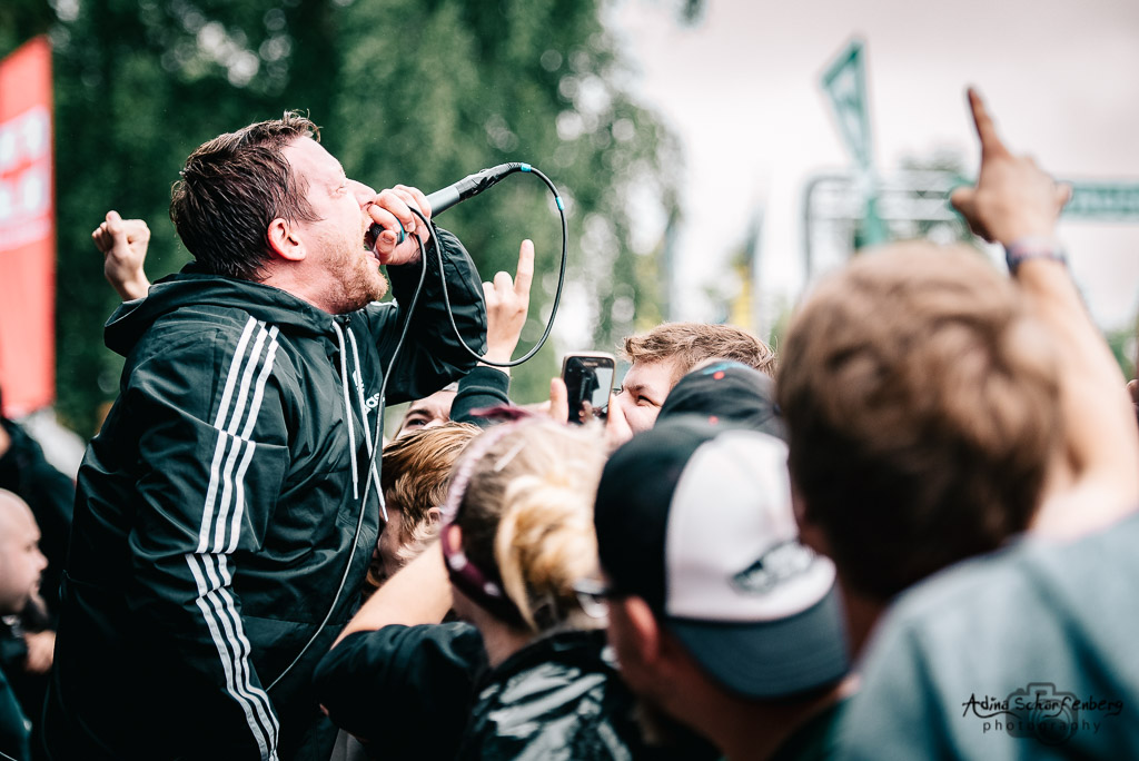 Comeback Kid at Vainstream Rockfest, Münster (2017)