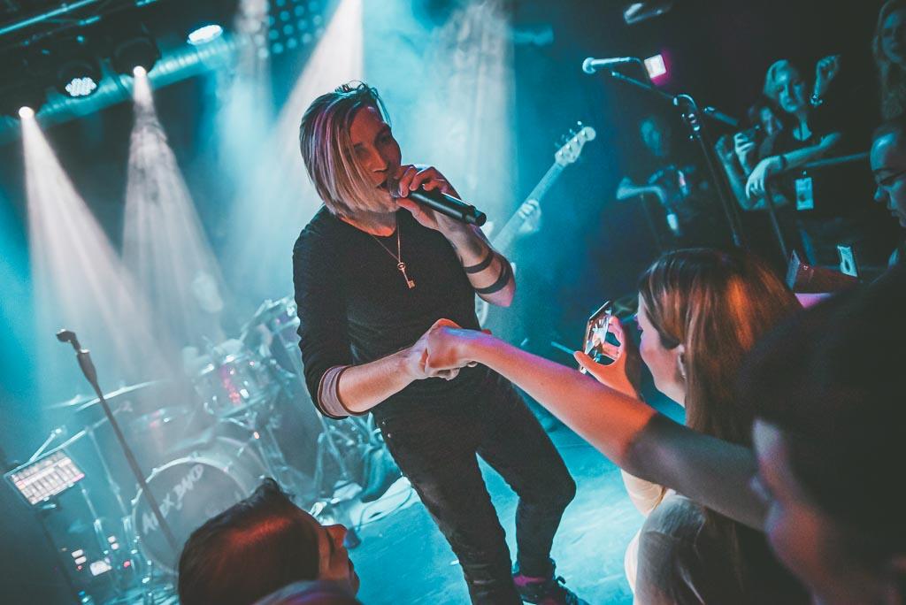 Alex Max Band at Privatclub, Berlin (2020)
