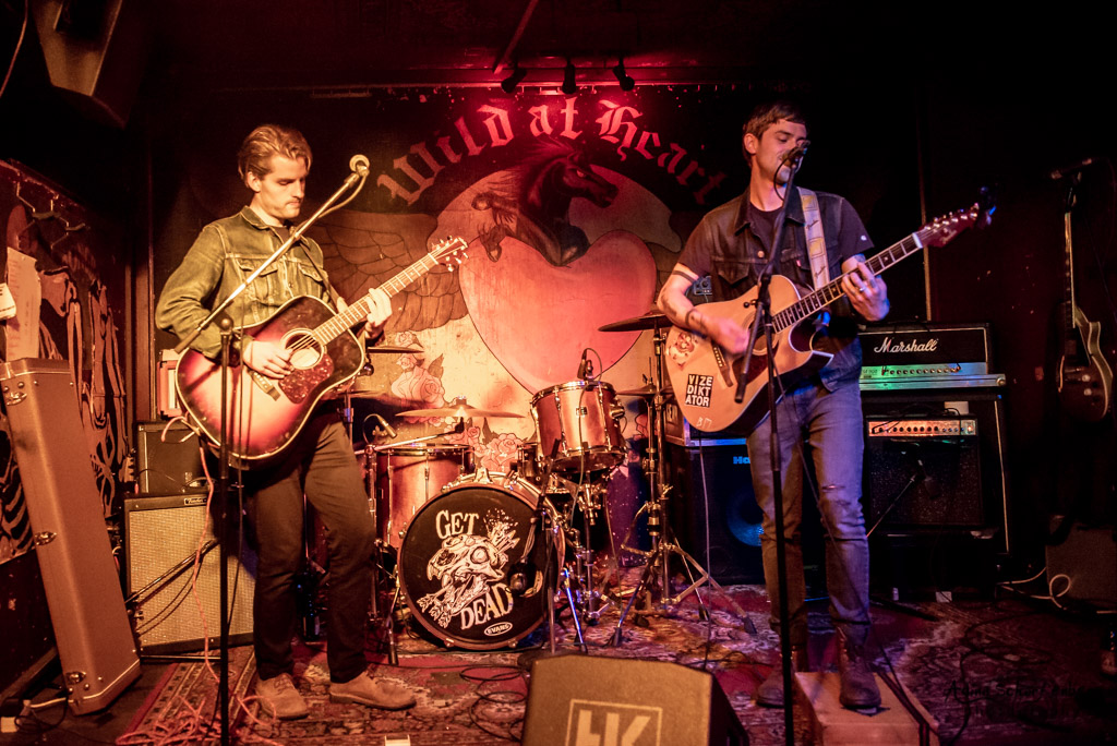 Black Mistake at Wild At Heart, Berlin (2014)