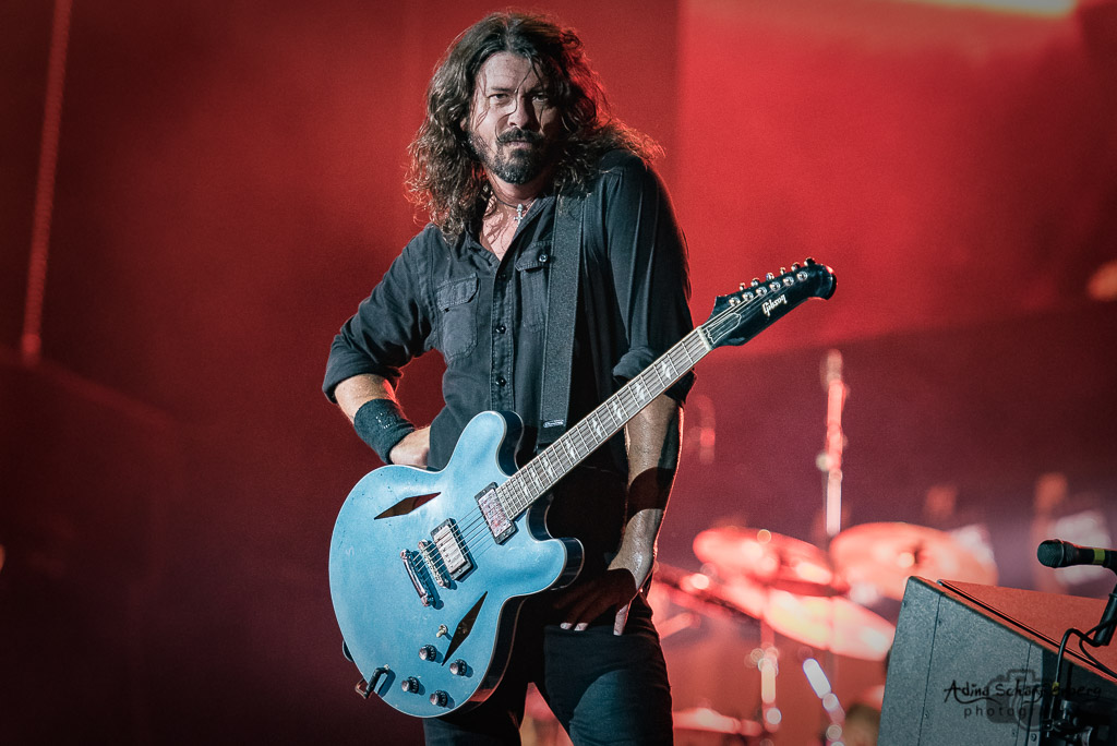 Foo Fighters at Lollapalooza, Berlin (2017)