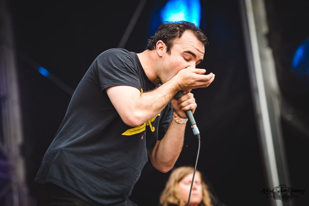 Future Islands at Kosmonaut Festival (2015)