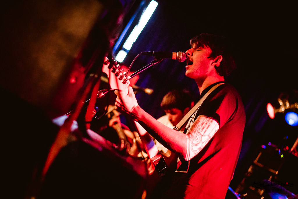 Joyce Manor at Crystal Club, Berlin (2015)