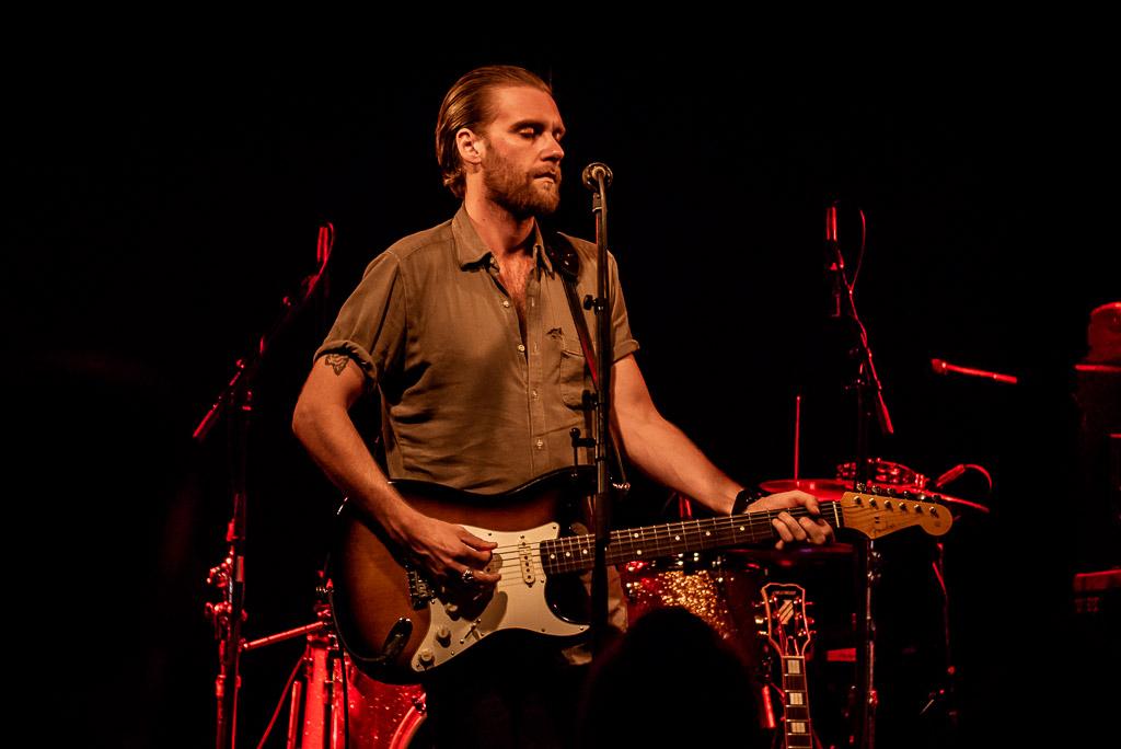 Maxim Ludwig at Frannz Club, Berlin (2014)