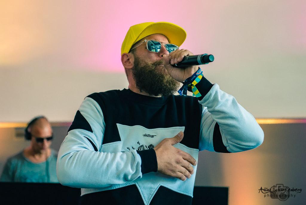 Mc Fitti at Lollapalooza, Berlin (2017)