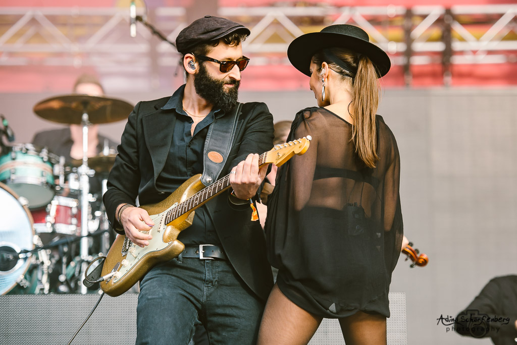 Parov Stelar Band at Lollapalooza Berlin (2015)