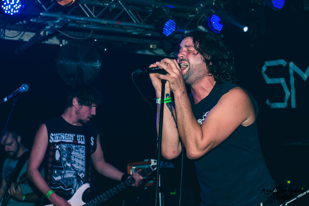 Power at Cassiopeia, Berlin (2016