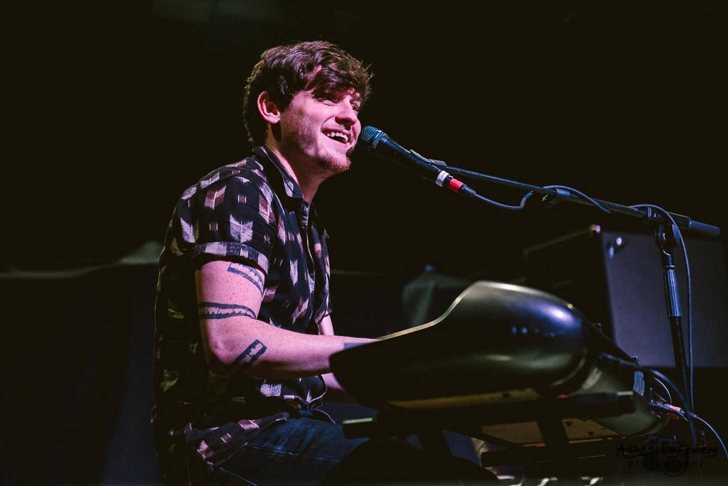Ryan McMullan at Astra, Berlin (2018)