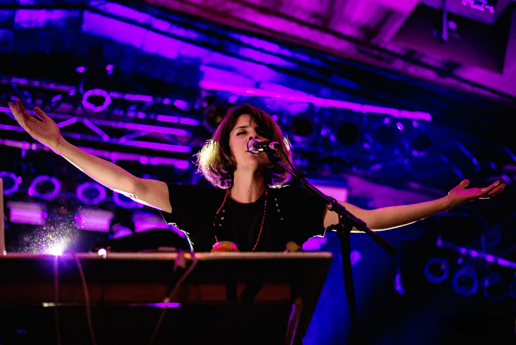 Serafina Steer at Astra, Berlin (2015)