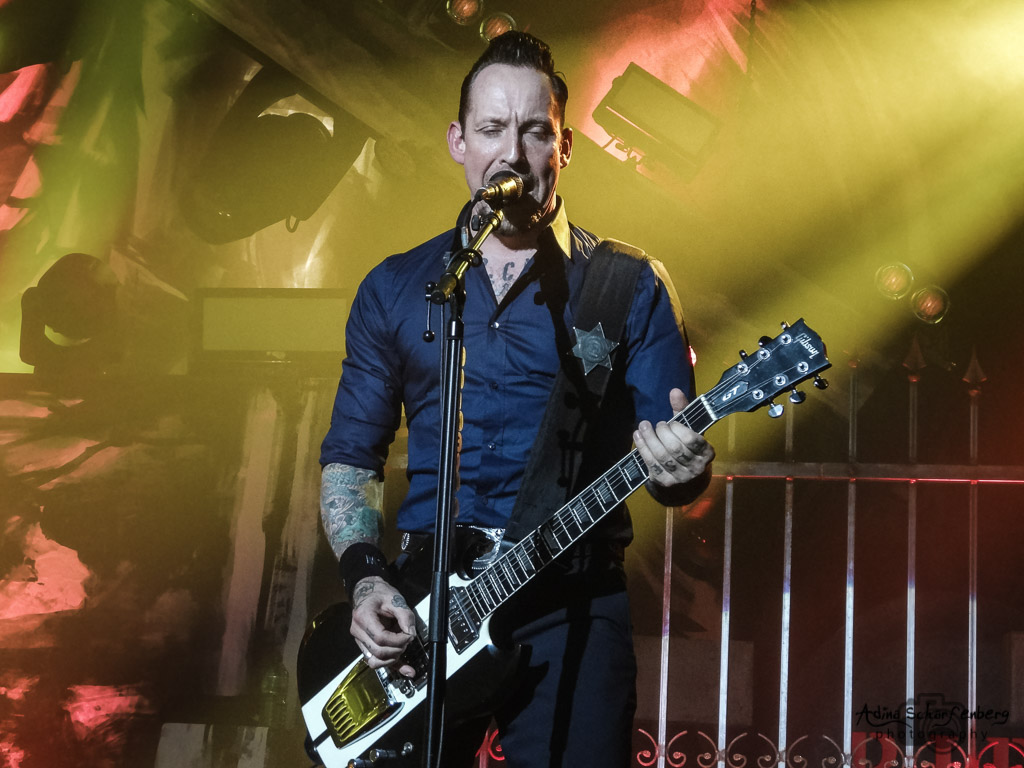 Volbeat at O2-World, Berlin (2013)