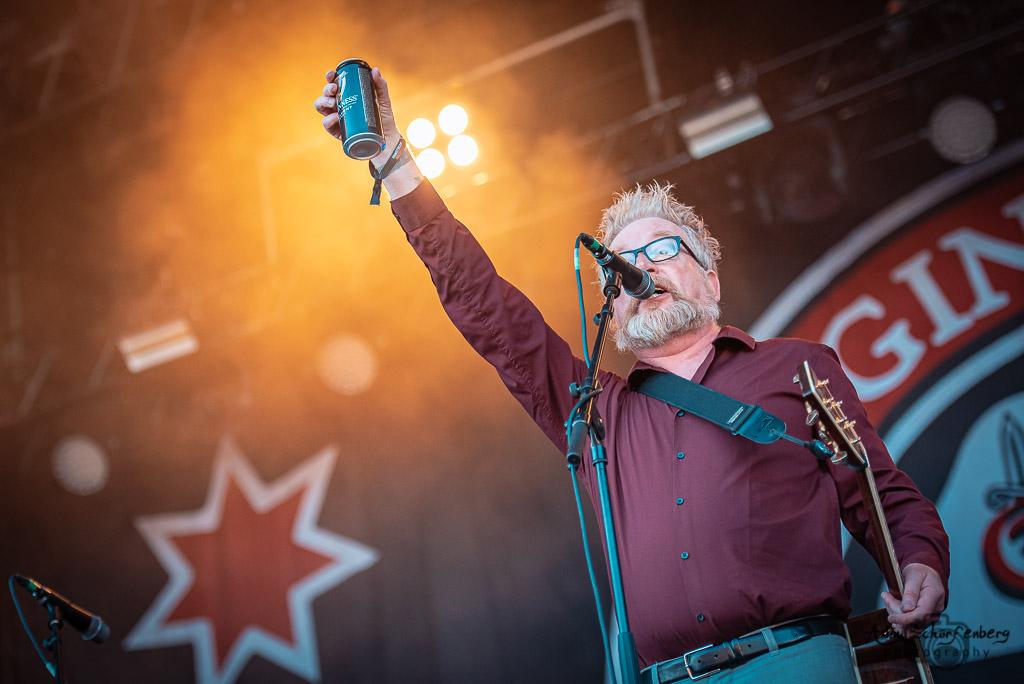 Flogging Molly at Vainstream Rockfest, Münster (2019)