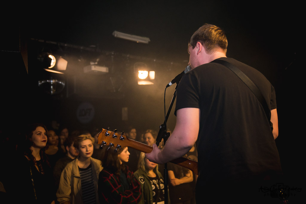 Above Them at Privatclub, Berlin (2016)
