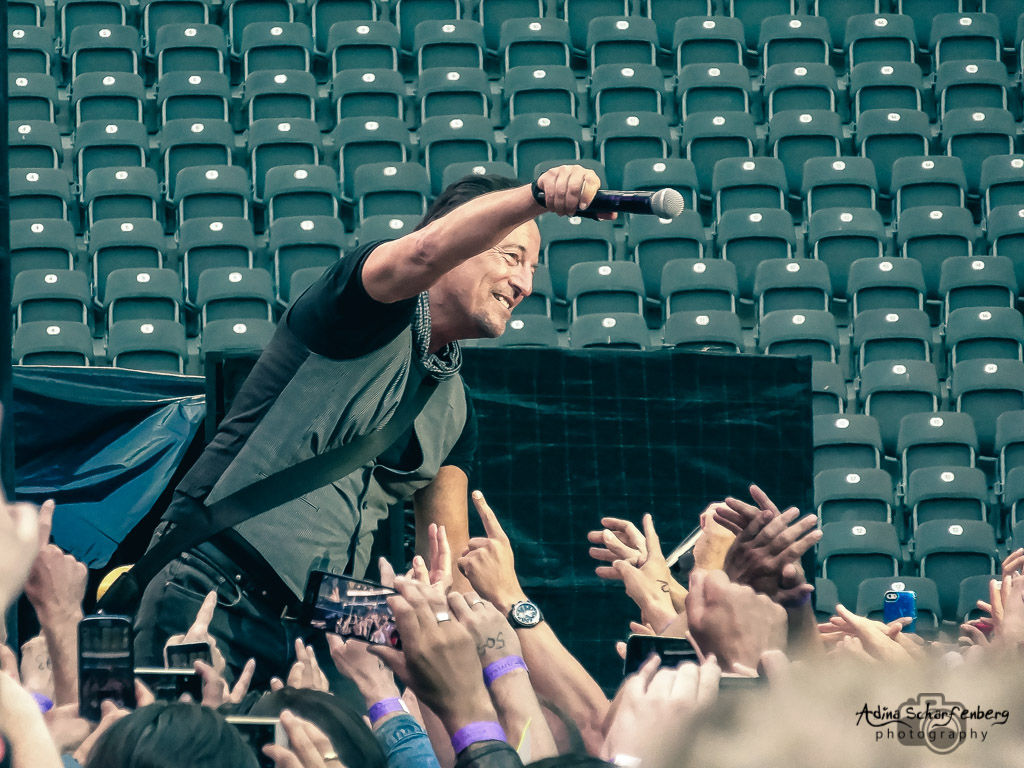 Bruce Springsteen at Olympiastation, Berlin (2016)