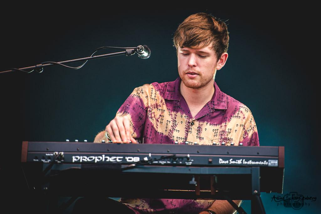 James Blake at Lollapalooza, Berlin (2016)