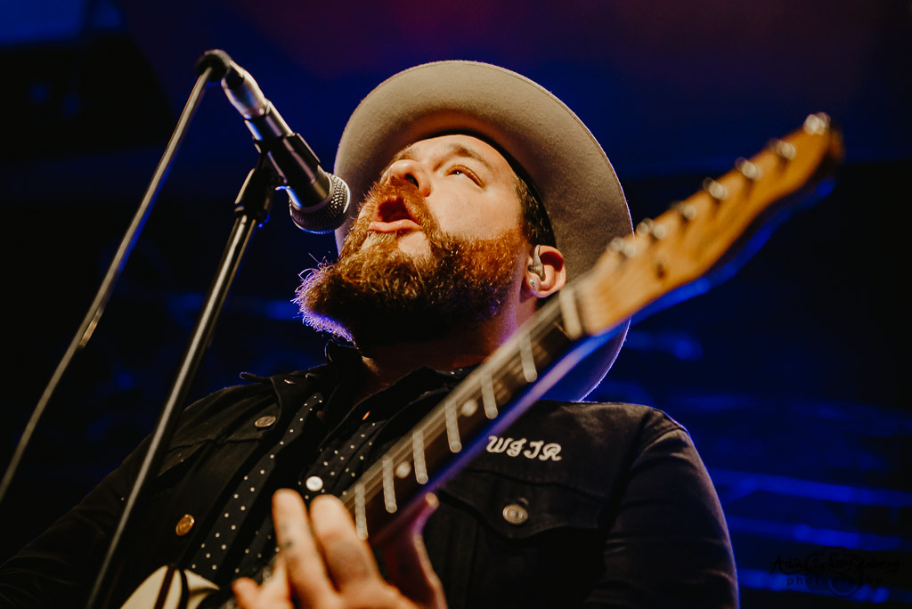 Nathaniel Rateliff at Astra, Berlin (2016)