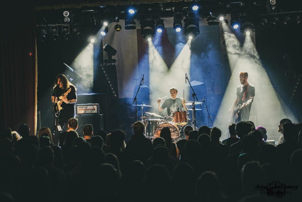 Forkupines at Festsaal Kreuzberg, Berlin (2018)