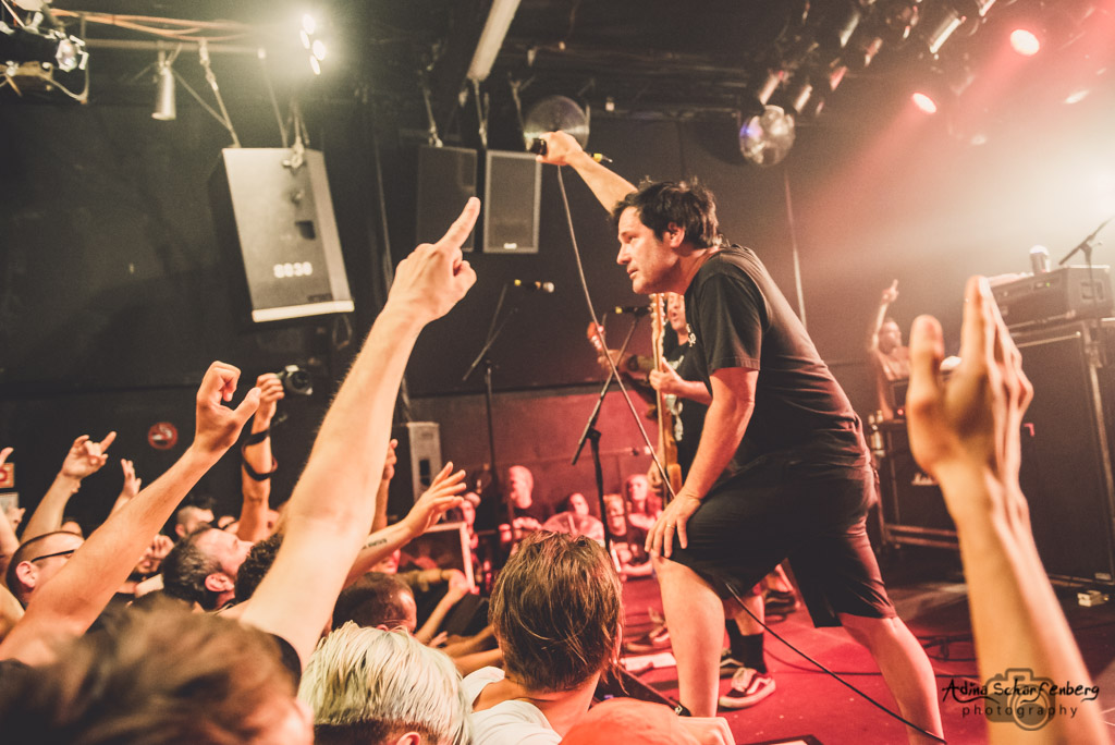 Lagwagon at SO36, Berlin (2018)