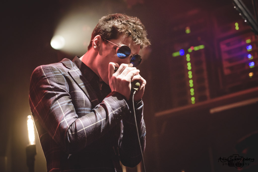 The Strypes at Lido, Berlin (2018)