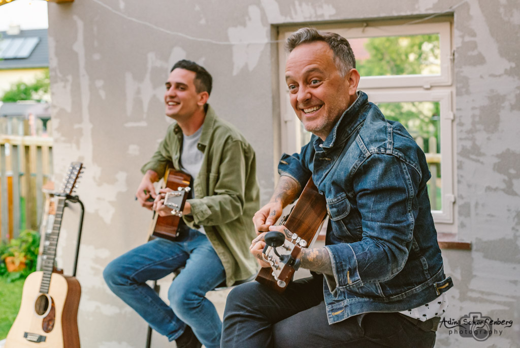 Dave Hause in Dermbach (2021)