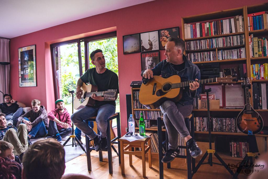 Dave Hause at Susan's, Hamburg (2021)